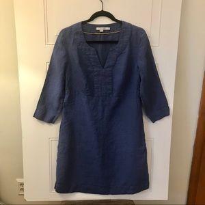 EUC Boden Linen Tunic/Dress Size 10R